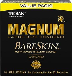 MAGNUM Bare Skin Condoms, 24ct