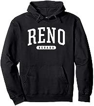 Reno Hoodie Sweatshirt College University Style NV USA
