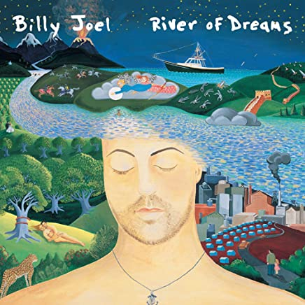 Billy Joel - River Of Dreams Translucent Gold Audiophile Limited Anniversary Edition (2019) LEAK ALBUM