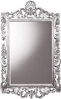 ニトムズ デコルファ (decolfa) ウォールミラーステッカー スクエアシルバー 貼る鏡 割れにくい M3921