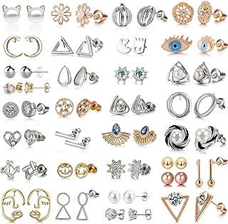 cute statement earrings