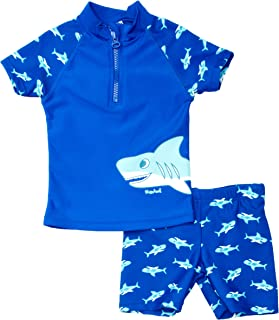 Playshoes UV Protection Bath Set Shark Ropa de natación con