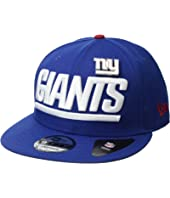 New York Giants Pinned Snap