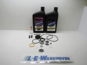 Meyer E46 E47 E57 Basic Seal KIT, Filters, Oil