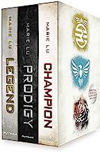 Download Book The Legend Trilogy PDF