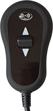 featured product Raffel Systems HC-6601-FR4 Power Recline with Massage Hand Control