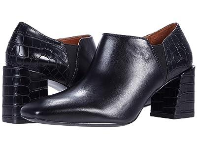 VIONIC Linda (Black Croc Leather) Women