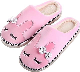 Katara - Zapatillas de Felpa de Conejo *Gran selección* Zapatillas de Animales para niños y niñas, Talla EU 36/37, Etiquet...
