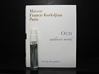 Maison Francis Kurkdjian OUD CASHMERE MOOD Extrait de Parfum, 2ml Vial Spray With Card