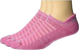 Pink Heathered
