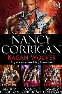 Kagan Wolves: Books 4-6 (Shifter World®: Royal-Kagan Boxed Set Book 2)
