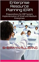 Enterprise Resource Planning (ERP): Preparedness for ERP System Implementation of Small and Medium Enterprises