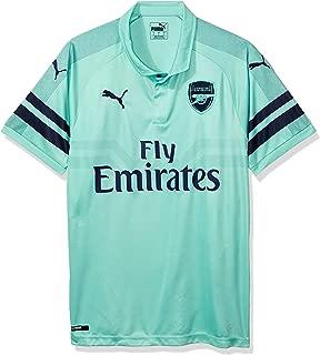 PUMA 2018-2019 Arsenal Third Football Soccer T-Shirt Jersey