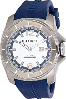 Tommy Hilfiger Casual Watch Analog Display Japanese Quartz for Men 1791113