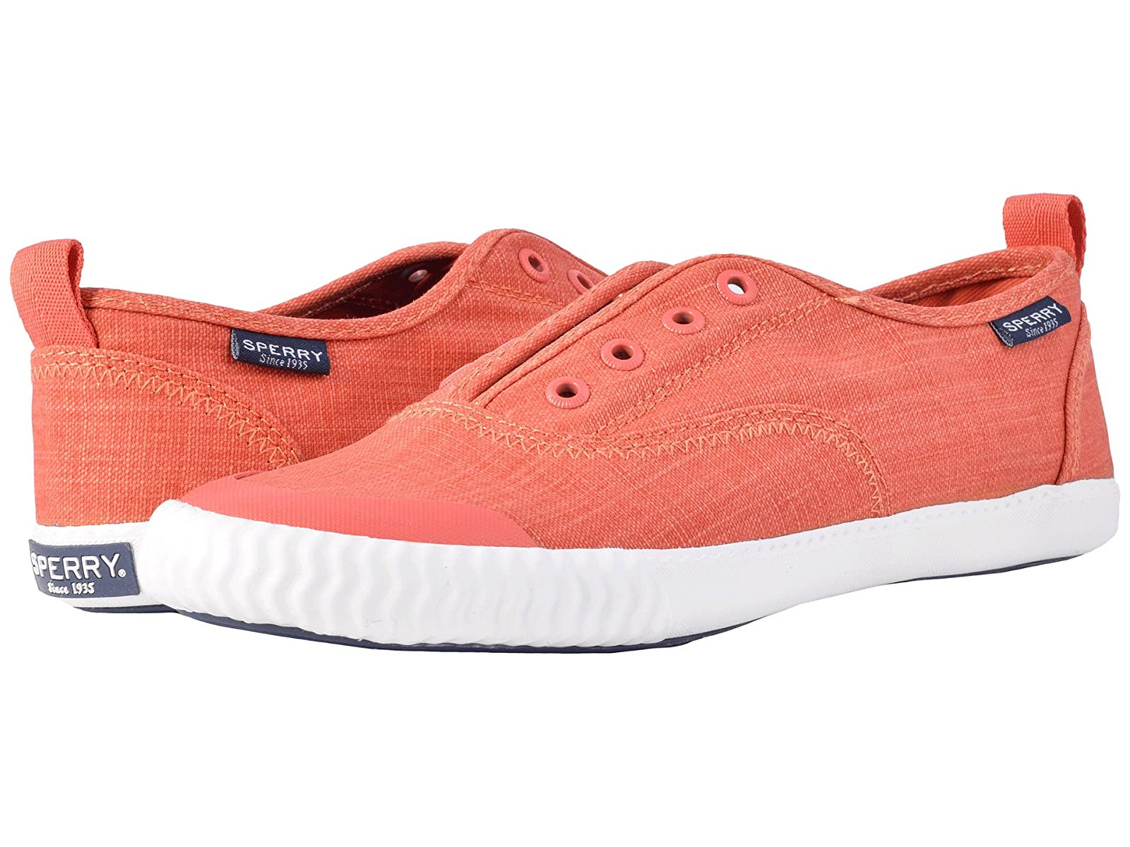 Sperry Sperry Sperry Sayel Clew Scratched Canvas 390e88