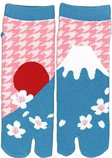 Shinobiya Original Ninja Tabi Socks: Japan Variation
