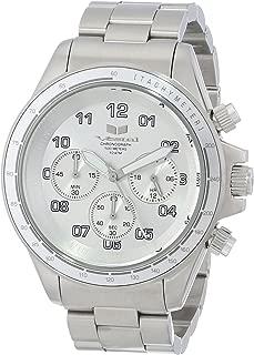 Vestal Men's ZR-2 Chronograph Stainless Steel Watch