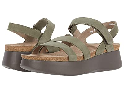 Munro Juniper (Green Nubuck) Women