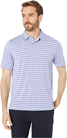 Sonar Stripe Performance Polo