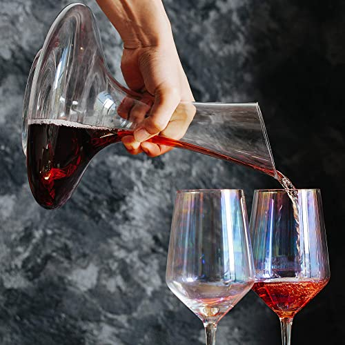 BTaT-Decanter-with-Drying-Stand,-Stopper