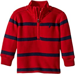 Ralph Lauren Baby - Striped French-Rib Pullover (Infant)