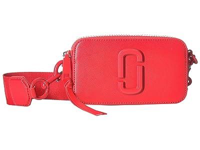 Marc Jacobs Snapshot DTM (Geranium) Handbags