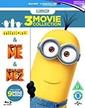 Minions Collection Despicable Me/Despicable Me 2/Minions Region-Free UV Not Available