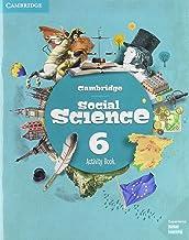 Cambridge Social Science. Activity Book. Level 6