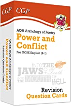 gcse poetry anthology revision