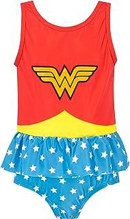 Wonder Woman DC Comics Costume da Bagno Ragazza