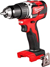 Milwaukee M18 18-Volt Lithium-Ion Brushless Cordless 1/2 Inch Compact Drill/Driver..