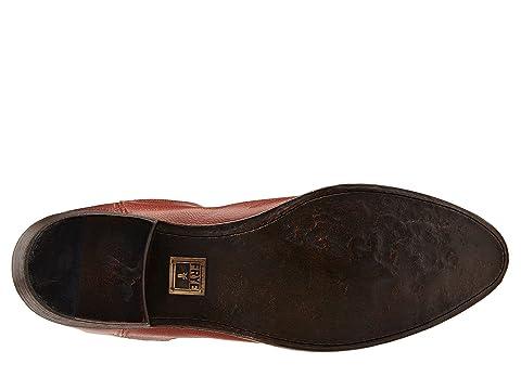 Frye Rider Pyramid Pull On Black Soft Vintage Leather