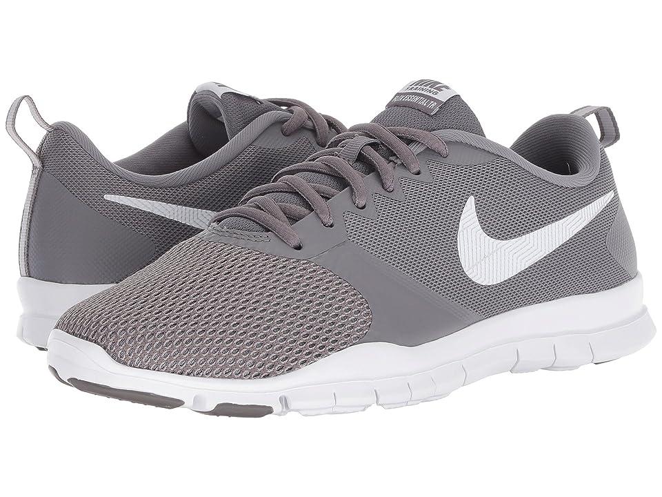 Nike Flex Essential TR (Gunsmoke/White/Atmosphere Grey) Women