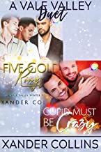 A Vale Valley Duet: Five Gold Rings and Cupid Must Be Crazy (English Edition)