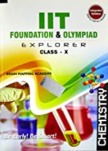 IIT Foundation & Olympiad Explorer - Chemistry - 10-2019 Edition