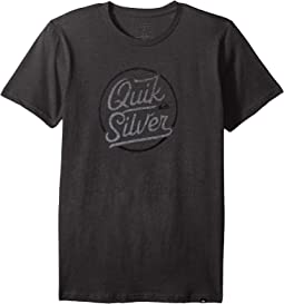 Circle Script Tee (Big Kids)