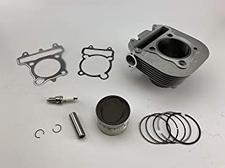 Cylinder Piston Gasket Kit for Yamaha Moto-4 225 YFM225 1986~1988