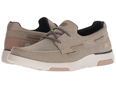 SKECHERS Bellinger Garmo (Taupe) Men