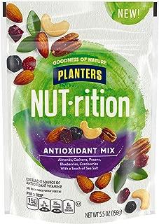 NUTrition Antioxidant Snack Nuts Mix (5.5 oz Bag)
