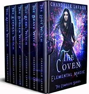Elemental Magic: The Complete Series (The Coven)