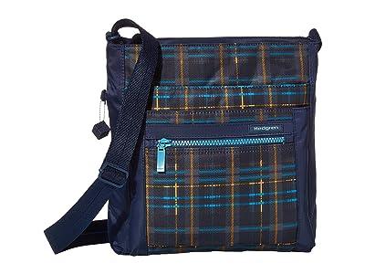 Hedgren Orva RFID Shoulder Bag (Tartan Print) Shoulder Handbags