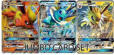 Flareon GX SM171 Ultra Rare Promo Pokemon Card Elemental Powers Tin Promo