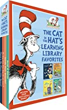 The Cat in the Hat's Learning Library Favorites: There's No Place Like Space!; Oh Say Can You Say Di-no-saur?; Inside Your...