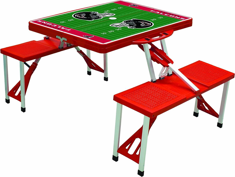 NFL Atlanta Falcons Football Field Design Portable Folding Seats