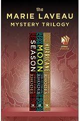 The Marie Laveau Mystery Trilogy: Season, Moon, and Hurricane Kindle Edition