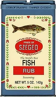 Best szeged fish rub Reviews