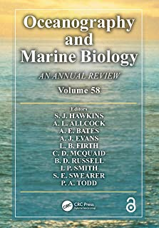 Oceanography and Marine Biology: An Annual Review, Volume 58 (Oceanography and Marine Biology - An Annual Review)