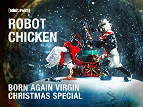 Robot Chicken Born Again Virgin Christmas Special