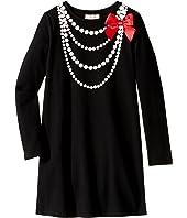 Kate Spade New York Kids - Pearl Necklace Dress (Little Kids/Big Kids)