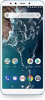 Xiaomi Mi A2-64GB 5.99-Inch Android 8.1 UK Version SIM-Free Smartphone - Blue (19236)